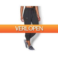 Avantisport.nl: Under Armour Tech Pant Solid dames sportbroek