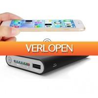 Koopjedeal.nl 2: Draadloze Telefoonoplader & Powerbank in 1