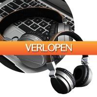 DealDigger.nl 2: Draadloze DJ koptelefoon