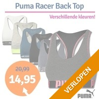 Puma Dames Racer Back Top