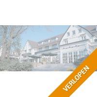 Luxe 4*-Bilderberg hotel op de Veluwe