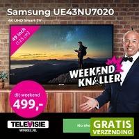 Televisiewinkel.nl: Samsung UE43NU7020