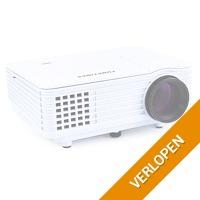K909 HD LCD-projector