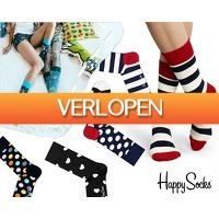 1DayFly: 6 paar Happy Socks sokken