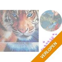 Diamond painting dieren