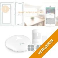 GS - S3 S-Smart WiFi draadloze PSTN anti-inbraakalarmsysteem