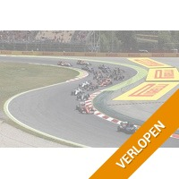 4, 5 of 6 dagen naar de Formule 1: Grand Prix 2019 in Barcelona,