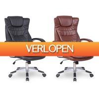 Voordeelvanger.nl: Luxe Empire bureaustoel