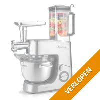 Veiling: TurboTronic keukenmachine TT-010