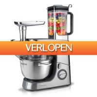HelloSpecial.com: Veiling: TurboTronic keukenmachine TT-010