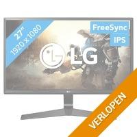 LG 27MP59G monitor