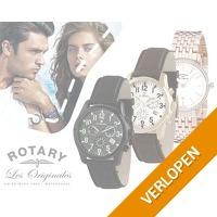 Rotary Swiss Made horloges