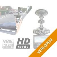 VIZ Car Dashcam met LCD scherm