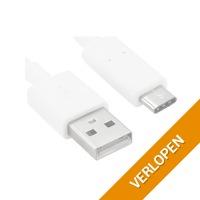 2x Micro USB-C kabel