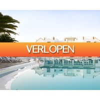Travelbird: All-in op Lanzarote