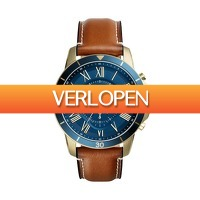 Dailywatchclub.nl: Fossil FS5268 horloge herenhorloge