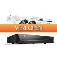 Epine.nl: Reolink RLK8-410B2D2 PoE 5MP Camerasysteem