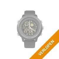 Tacwatch 500 onverwoestbare militaire smartwatch