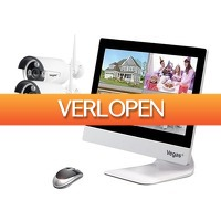 Epine.nl: Vegas DCS-5042W Draadloos Camerasysteem 500GB
