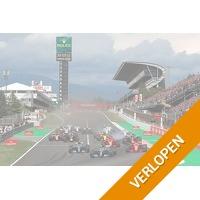 Halfpension naar de Grand Prix van Barcelona