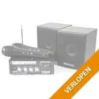Fenton AV380BT karaoke set
