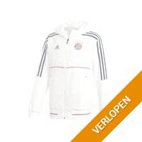 Adidas FC Bayern presentation jacket youth