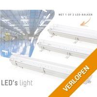 LED's Light waterbestendige LED-balken
