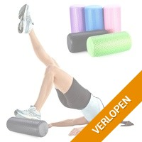 Floating Column foam roller