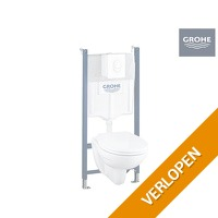 Grohe Solido Compact inbouwtoilet