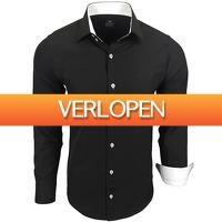 Brandeal.nl Casual: Rusty Neal overhemd met knopen