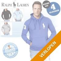 Ralph Lauren hooded sweaters
