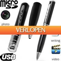 Uitbieden.nl: Spy Pen camera