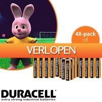 Euroknaller.nl: Duracell Industrial alkaline batterijen
