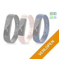 VFit activity tracker smartwatch
