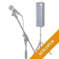 Vonyx karaokeset met speaker en standaard