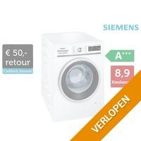 Siemens iQ700 wasmachine