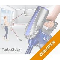 Turbo Stick Cycloon handstofzuiger