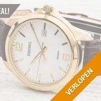 Seiko Classics Date heren horloge