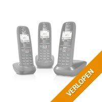 Gigaset AS405 TRIO DECT huistelefoon