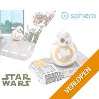 Sphero BB-8 star met trainer