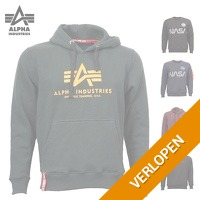 Alpha Industries sweaters
