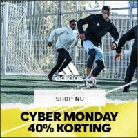 Adidas.nl: Adidas Cyber Monday