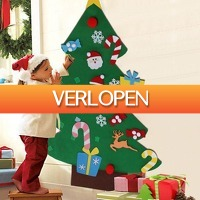 HelloSpecial.com: Veiling: kerstboom knutselpakket