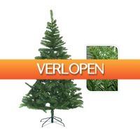 CheckDieDeal.nl 2: Kunstkerstboom 210 cm