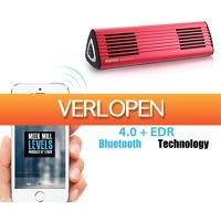 Uitbieden.nl 2: REMAX RB - M3 HiFi Bluetooth speaker