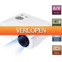 Uitbieden.nl 3: BL-18 LCD LED projector