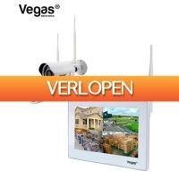 Epine.nl: Vegas DCS-5032W Draadloos Camerasysteem 500GB