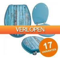CheckDieDeal.nl 2: Toiletbril met fotoprint