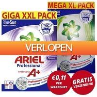 Voordeeldrogisterij.nl: Ariel Actilift Professional waspoeder