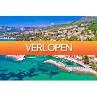 Hoteldeal.nl 1: 8- of 15-daagse zonvakantie aan de Kroatische kust nabij Dubrovnik